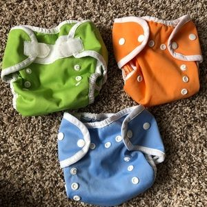 Other - Thristies Diaper Covers Size 1